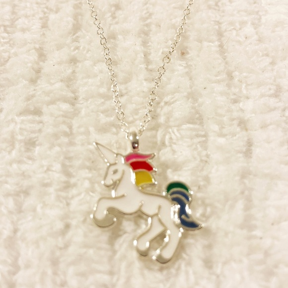 💚4/$20💚 Unicorn Charm Necklace